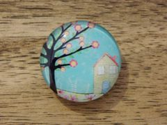 Art Glass No. 89 - fridge magnet