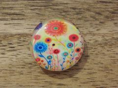 Art Glass No. 85 - fridge magnet