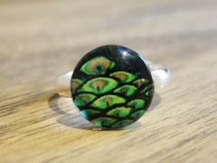 Art Glass No. 71 - ring