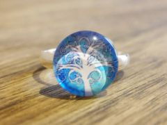 Art Glass No. 83 - ring