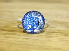 Art Glass No. 59 - ring