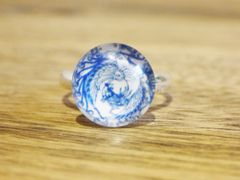 Art Glass No. 66 - ring