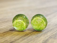 Art Glass No. 38 - stud earrings