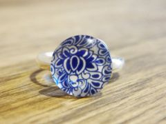 Art Glass No. 60 - ring