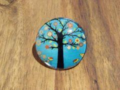 Art Glass No. 88 - brooch