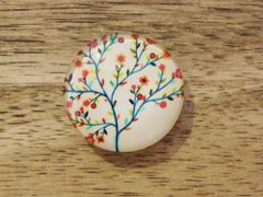 Art Glass No. 84 - fridge magnet