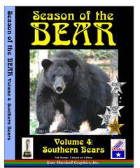 A DVD - Season of the Bear, Volume 4: Southern Bears