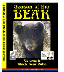 A DVD - Season of the Bear, Volume 2: Black Bear Cubs