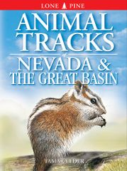 Book - Animal Tracks of Nevada and the Great Basin by Tamara Eder