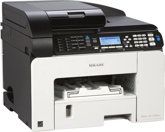 Ricoh SG Afico 3110 CISS Ink Systems