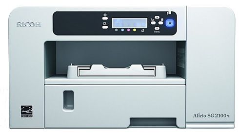 Ricoh SG Afico 2100N CISS Ink Systems