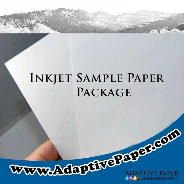 Sample Paper Pack