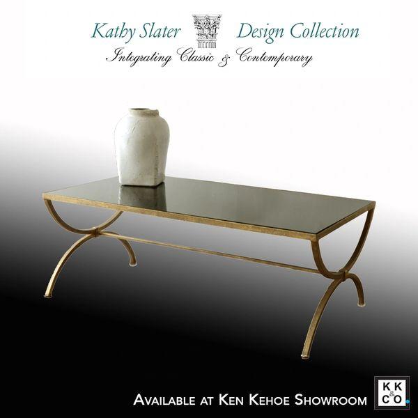 Kathy Slater Design Collection Arabella Coffee Table Ken Kehoe - Arabella coffee table