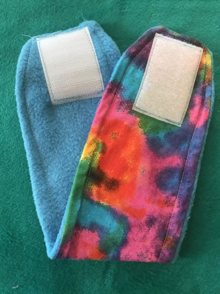 TieDye Belly Bands for Male Dogs - Various Sizes