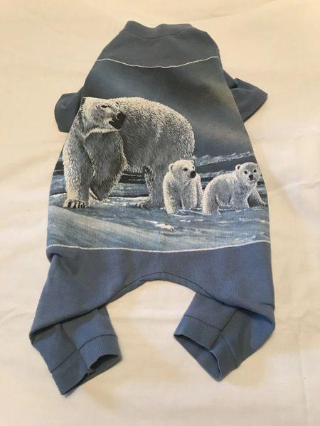 Polar Bear Jammie - Standard Small
