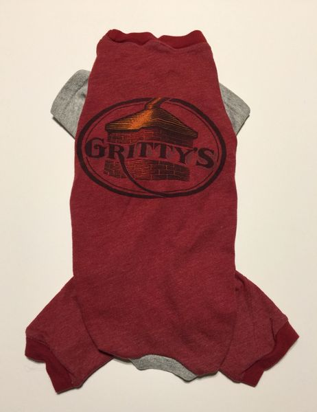 Gritty's Pet Tee Jammies - Standard Large
