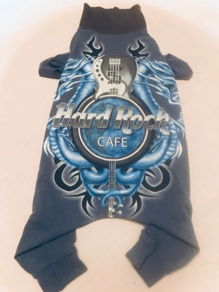 Hard Rock Tee Jammie - Standard Large