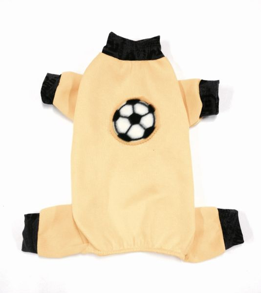 Soccer Sweatshirt Jammies - Roomy Medium