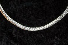 "20"" 5mm .925 Sterling Silver Chain"
