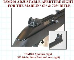 Tech-Sights TSM200 Marlin 60 - 795