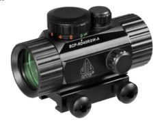 "UTG 3.8"" ITA Red - Green CQB Dot Sight with Intergral Mount"