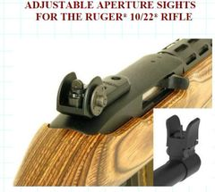 Tech-Sights TSR200 GI type Ruger 10-22