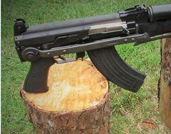 "Tech-Sight AK200S ""GI"" type Aperture Sights for the AK47"