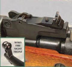 Aperture Sight for SKS (Open Sight)