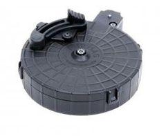 Pro Mag - Ruger® 10/22®, (50)Rd Black Polymer Drum Magazine