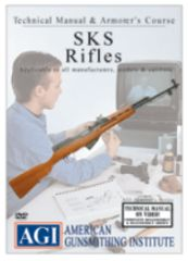 SKS Technical Manual and Armorer's Course DVD