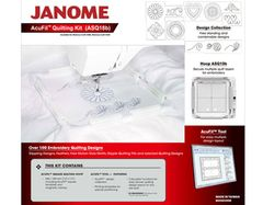 Janome AcuFil Quilting Kit ASQ18b