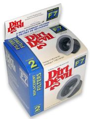 Dirt Devil F7 Filter For DC Hand Vacs (2 Pack) - 3ME2190001