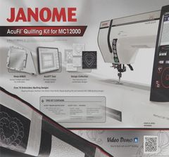 Janome AcuFil Quilting Kit ASQ22