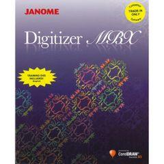 Janome Digitizer MBX 4.0