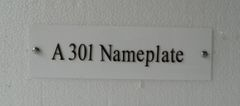 NPW2026_Basic Name plate for home