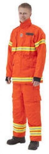 QD Fire Suit ORANGE XL Large
