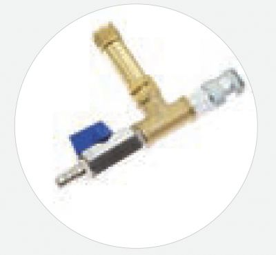 SAVATECH Shut -off + safety valve 8 bar 519051