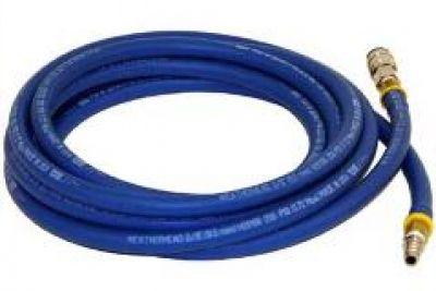 517968 INFLATION HOSE 10M, Blue SAVA