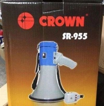 Crown SR-955 Megaphone