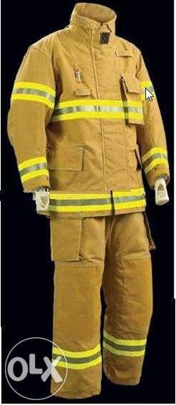 QD Fire Suit Tan Large