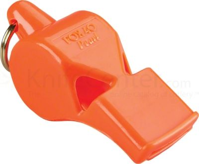Fox 40 Orange first pealess whistle. Authentic. Original