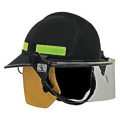 Pacific Fire Helmet F3D MKII Series Black FT