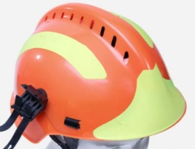 SJSP Rescue Helmet Orange