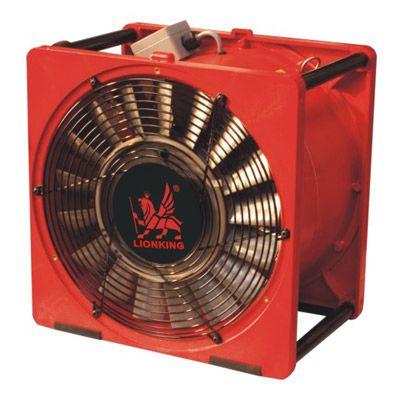 "Electric Turbo Blower Smoke Ejector Model EFC120X-16""/ 40cm 220VAC 60 HZ"