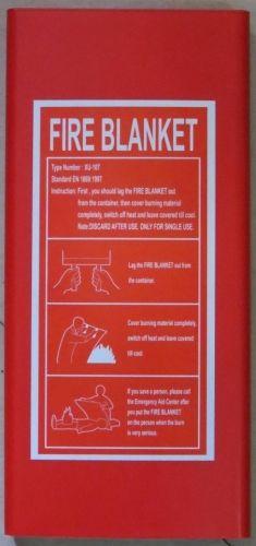 Fire Blanket (2.0 x 2.0M)