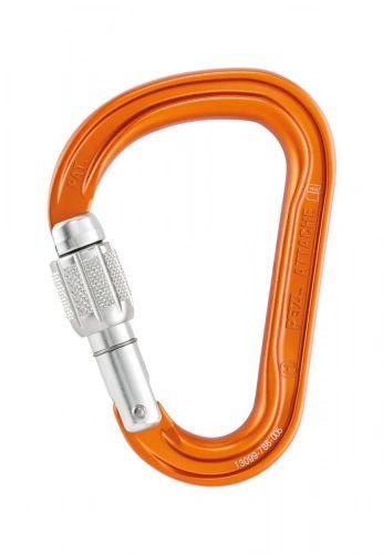 Petzl ATTACHE Screw lock Carabiner