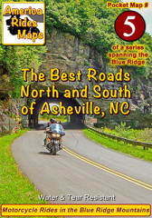 #5 The Best Rides North and South of Asheville, NC