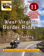 #11 West Virginia Border Rides - Coal Country