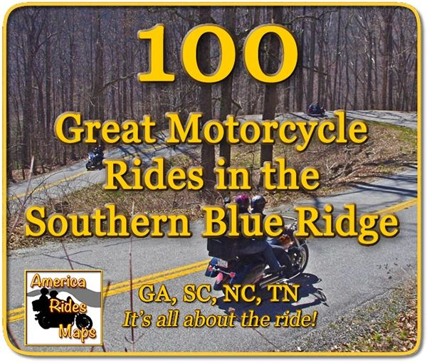 100 Rides in the Southern Blue Ridge