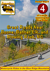 #4 Great Roads Near Boone, Banner Elk, and Blowing Rock